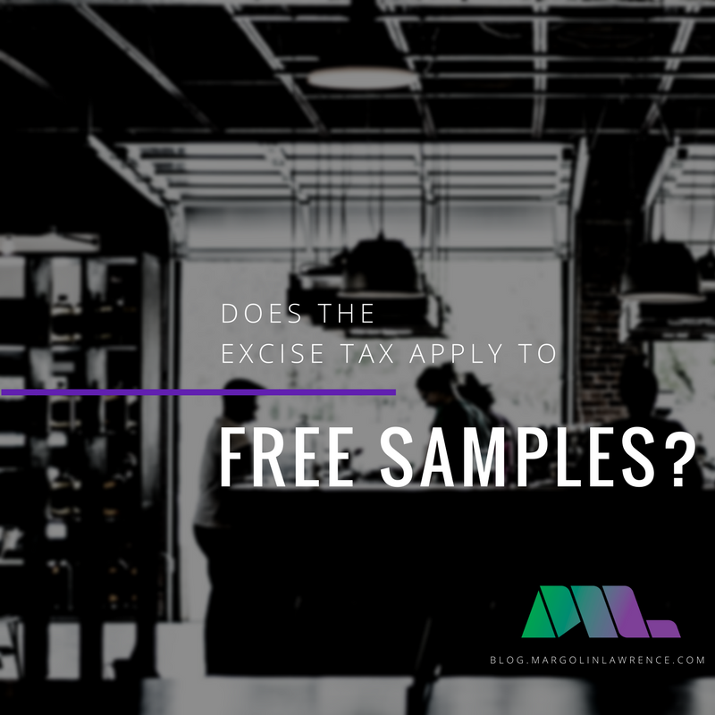 Do Free Samples get Taxed?