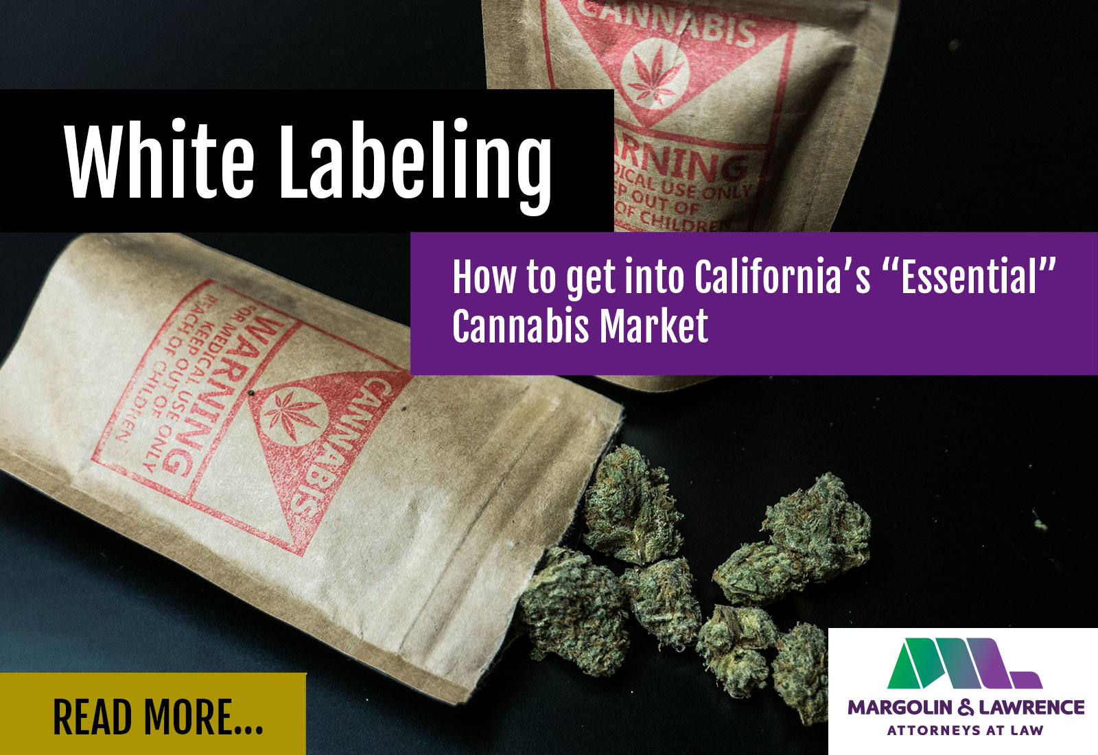 White Labeling: How to get into California's