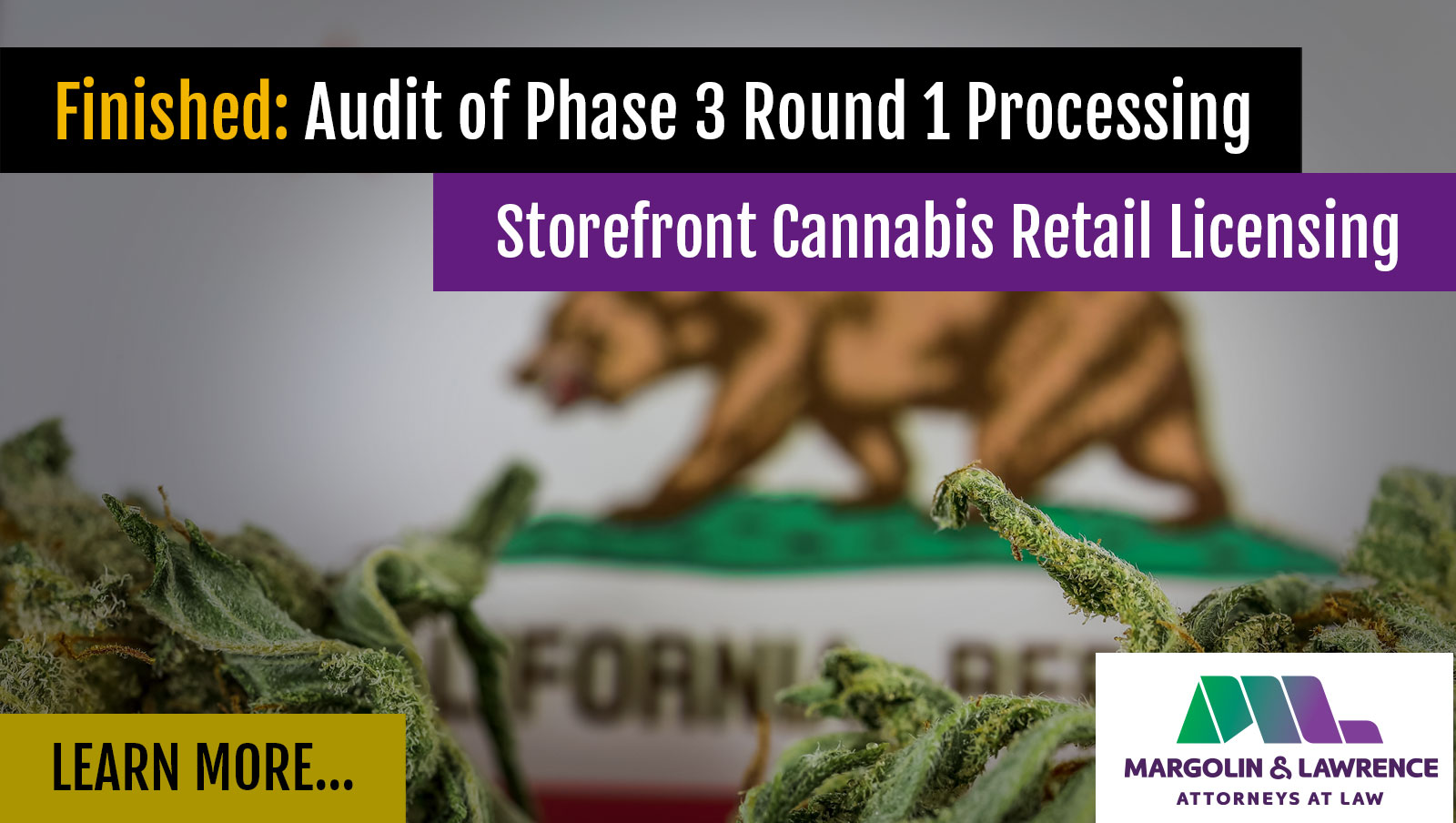 Los Angeles Finishes Audit of Phase 3 Round 1 Processing (Cannabis Retail)