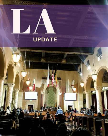 LA City Council Update: New Cannabis Rules in Development