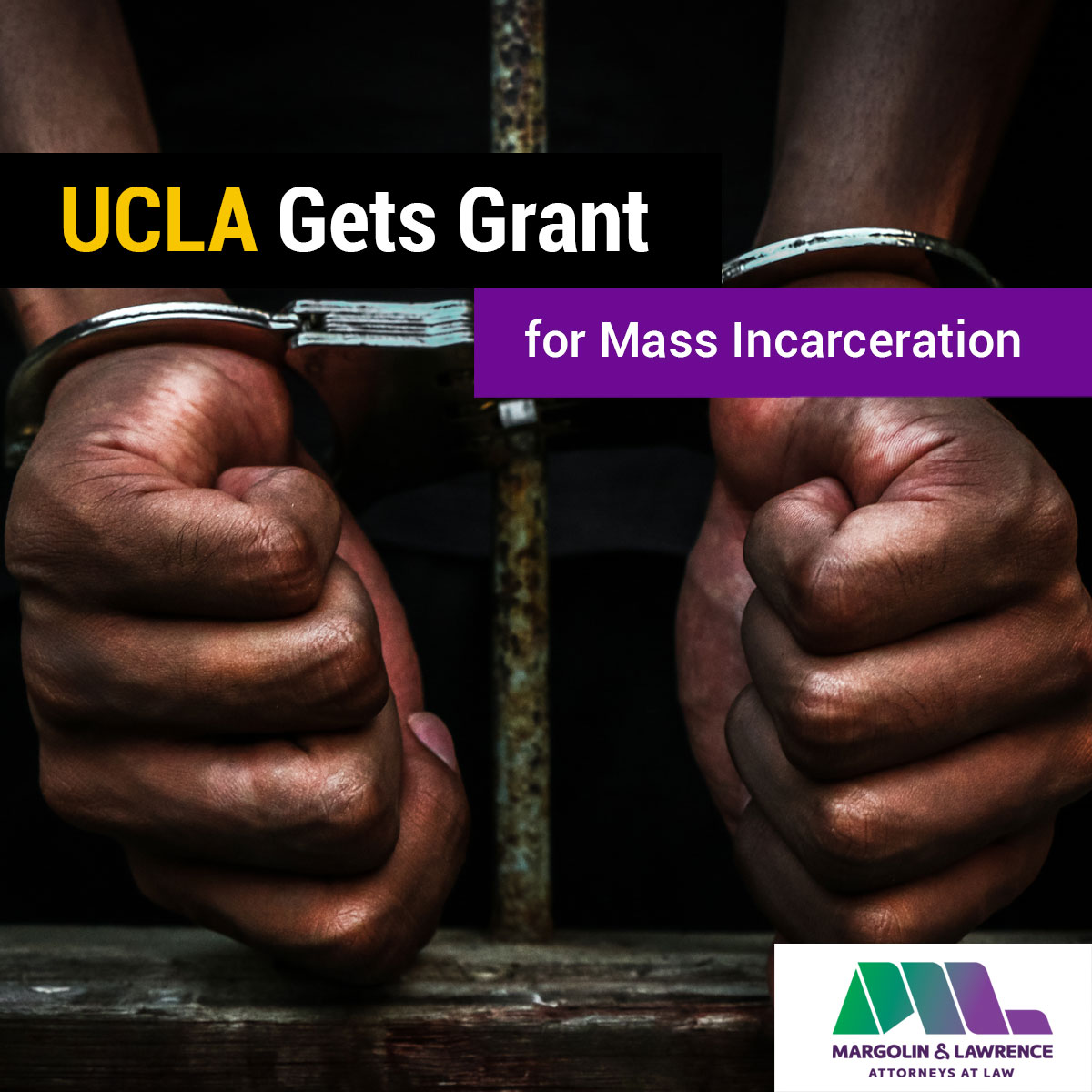 UCLA Gets Grant for Mass Incarceration Library