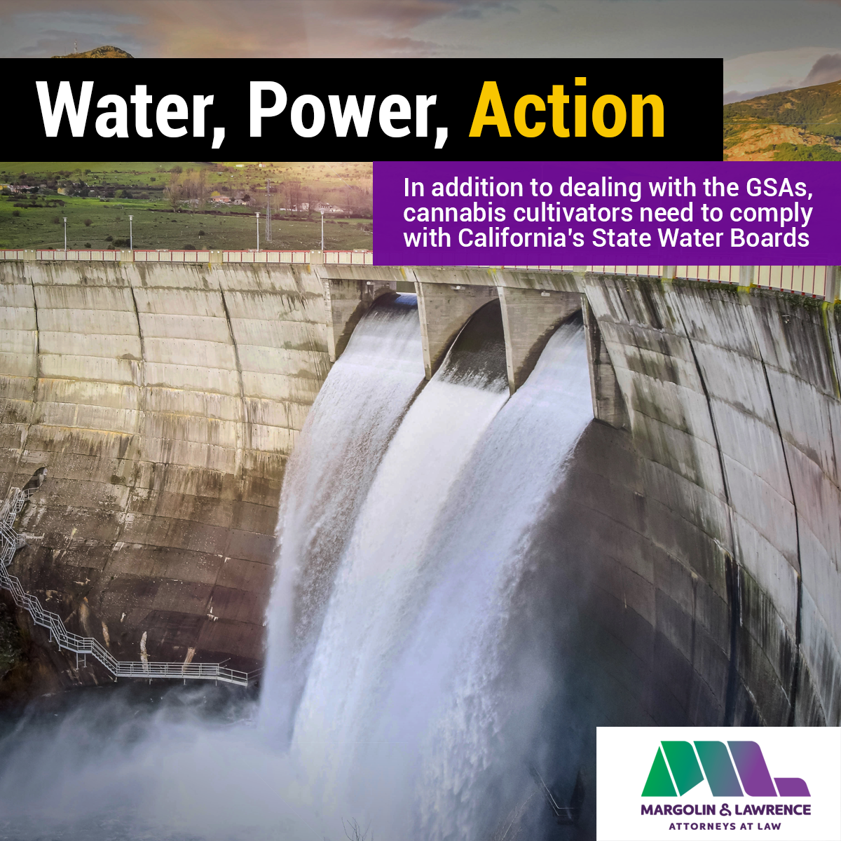 Water, Power, Action