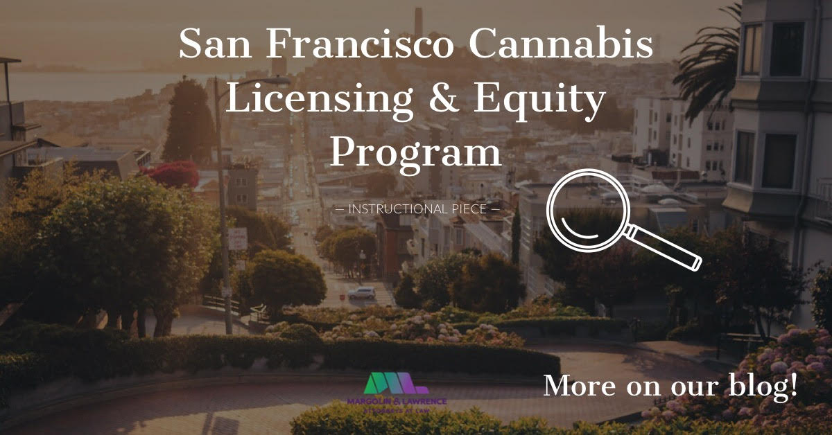 San Francisco Cannabis Licensing & Equity Program